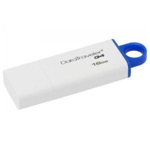 KINGSTON USB 16GB USB 3.0 DTI G4 (White + Blue)