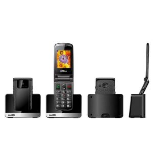 MaxCom MM822 black