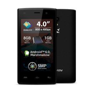 Allview Smartfon  A5 Ready Black