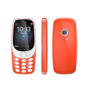 Nokia 3310 DS TA -1030 NV PL WM_RED