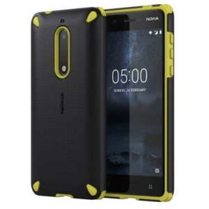 CC-502 Nokia rugged Nokia 5 lemon black