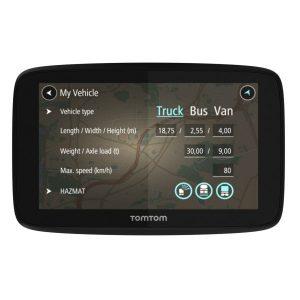Nawigacja TOMTOM GO PROF 520 wifi EU