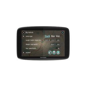 Nawigacja TOMTOM GO PROF 6200 wifi /1y LT EU