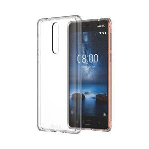 CC-701 Nokia Hybrid Crystal Case Nokia 8