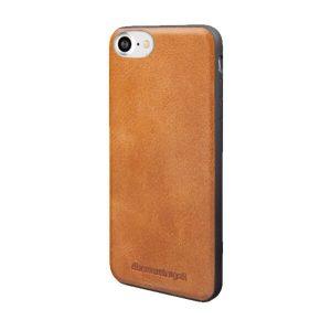 Etui skórzane Billund - iPhone 7 Jasnobrązowe