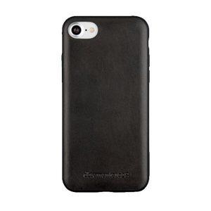 Etui skórzane Billund - iPhone 7 Brąz