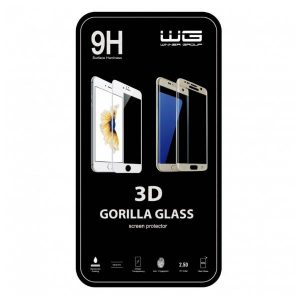 WG Huawei P9 Lite 2017 Szkło Hartowane 3D white