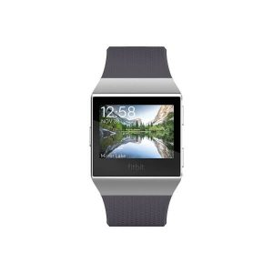 FITBIT smartwatch IONIC Blue-Gray/Silver Gray
