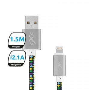 Kabel USB-Lightning eXc DIAMOND