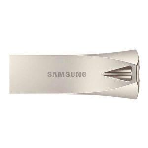 MUF-256BE3/EU Samsung Pendrive BAR PLUS 256GB (Champagne Silver)