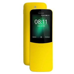 NOKIA 8110 4G TA-1048 DS CEE PL B YELLOW