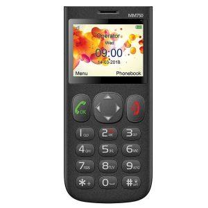 MaxCom MM750 czarny