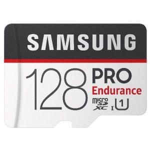 SAMSUNG Karta pamięci MicroSD z adapterem PRO Endurance 128GB MB-MJ128GA/EU