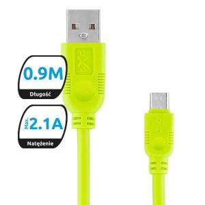 Kabel  micro USB eXc Whippy