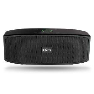Xblitz Emotion głosik Bluetooth 2 X 5W czarny