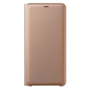 EF-WA750PFEGWW Etui Wallet Cover A7 gold