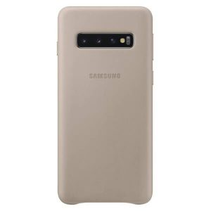 EF-VG973LJEGWW Etui Leather Cover Gray do Samsunga S10