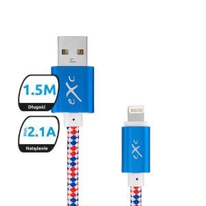Kabel kompatybilny z Lightning eXc DIAMOND