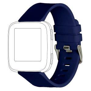 TOPP pasek  do Fitbit Versa silikon
