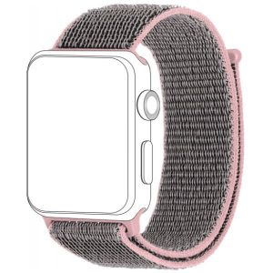 TOPP pasek do Apple Watch 38/40 mm nylon siatka