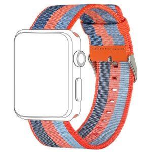 TOPP pasek do Apple Watch 38/40 mm nylon pleciony
