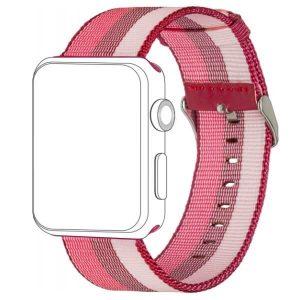 TOPP pasek do Apple Watch 42/44 mm nylon pleciony