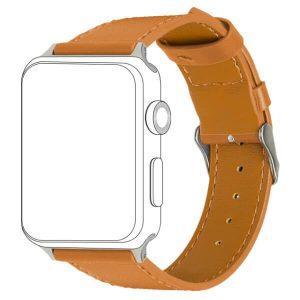 TOPP pasek do Apple Watch 38/40 mm skóra
