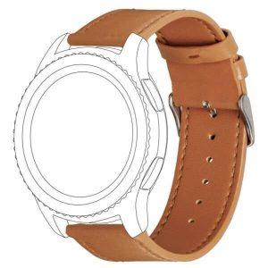 TOPP pasek do Samsung Galaxy Watch 42 mm skóra