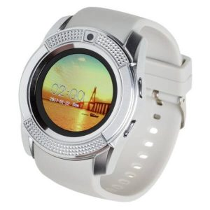 Garett smartwatch Garett G11 biało-srebrny
