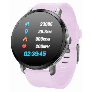 Garett smartwatch Garett Sport 24 różowy