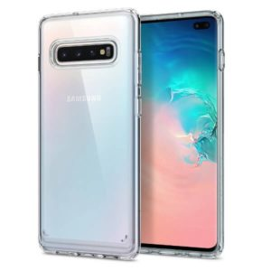 Spigen Ultra Hybrid Samsung G975 S10 Plus crystal clear 606CS25766