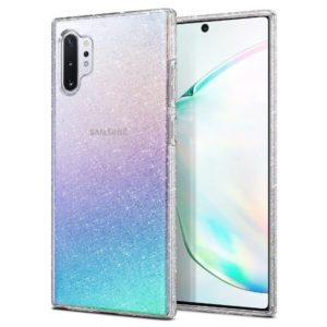 Spigen Liquid Crystal Glitter Samsung Note 10+ N975 627CS27328 clear