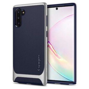 Spigen Neo Hybrid Samsung Note 10 N970 silver arctic 628CS27384