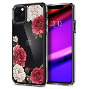 Spigen Ciel iPhone 11 Pro Max Red Floral 075CS27168