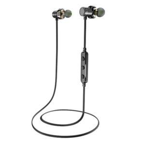 AWEI słuchawki stereo Bluetooth X670BL czarny Dual Dynamic Drivers