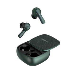 Padmate PaMU Słuchawki Slide Bt T6 zielone