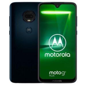 Motorola XT1965-3 Moto G7 Plus Dual Sim 64GB - Blue EU