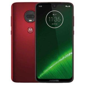 Motorola XT1965-3 Moto G7 Plus Dual Sim 64GB - Red EU