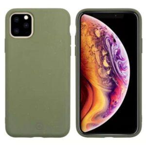 MUVIT Bambootek Etui zielone do iPHONE11 PRO MAX