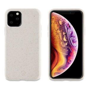 MUVIT Bambootek Etui beżowe do iPHONE11 PRO MAX