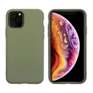 MUVIT Bambootek Etui zielone do iPHONE11 PRO