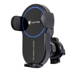 Navitel uchwyt na smartfon z ładowaniem bezprzewodowym NAVITEL SH1000 PRO