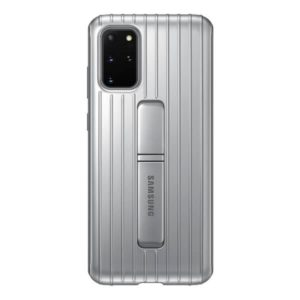 EF-RG985CSEGEU Galaxy S20+ Protective Standing Cover Silver