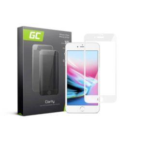 Green Cell Szkło hartowane   Clarity do telefonu Apple iPhone 7 Plus