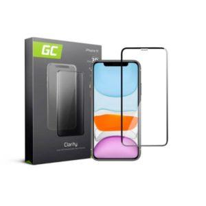 Szkło hartowane Green Cell GC Clarity do telefonu Apple iPhone 11