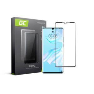 Green Cell Szkło hartowane   Clarity do telefonu Huawei P30