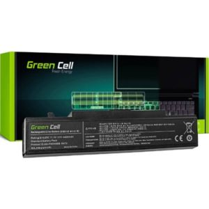 Green Cell Bateria do Samsung R519 R522 R530 R540 R580 R620 R719 R780 (black) /