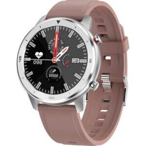 Garett smartwatch Garett Men 5S brązowy