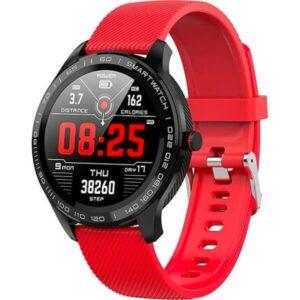 Garett smartwatch Garett Men 3S czerwony