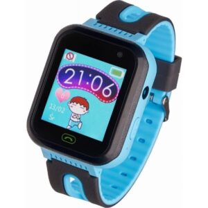 Garett smartwatch Garett Kids Fine 2019 czarno-niebieski